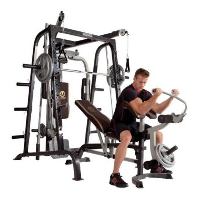 Avis Iron Power Smith Machine 901
