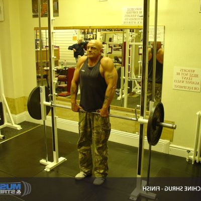 Guide D'achat Smith Machine Shrug