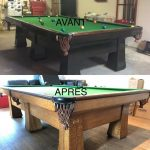 Avis table billard kijiji