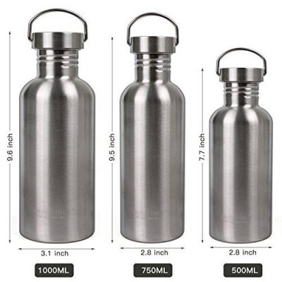 comparatif gourde 500 ml inox