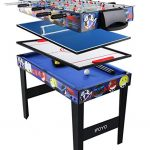 Comparatif table billard ping pong hockey