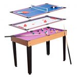 Test mini table de billard 3 en 1