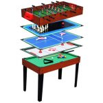 Test table billard baby foot