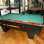Test table billard valley
